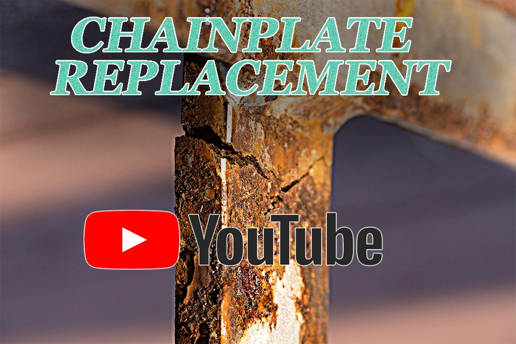 Chainplate Replacement
